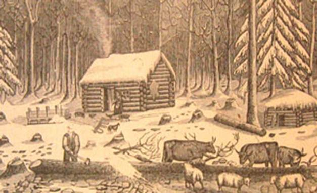 1820 Homestead Picture